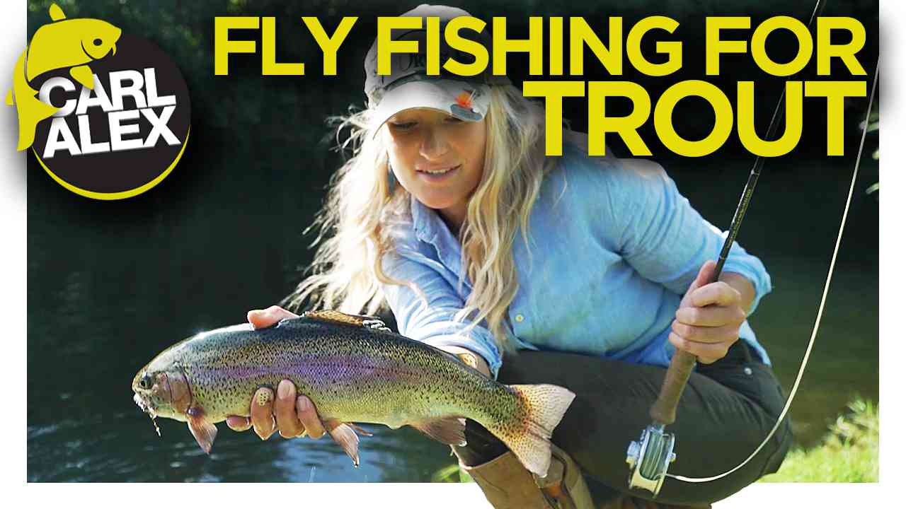 Fly fishing with marina gibson fishing tv for Fishing tv shows